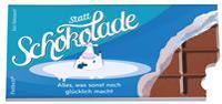 Statt Schokolade: Alles, was sonst noch glücklich macht