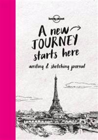 Lonely Planet Writing & Sketching Journal