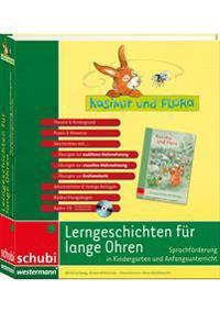 Kasimir und Flora - Lerngeschichten für lange Ohren