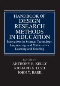 Handbook of Design Research Methods in Education