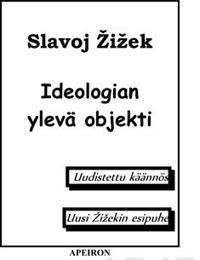 Ideologian ylevä objekti