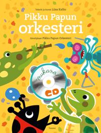 Pikku Papun orkesteri (+cd)