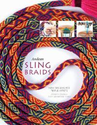 Andean sling braids - new designs for textile artists
