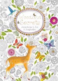 Woodland Secrets (Colouring Book)