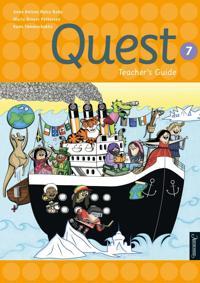 Quest 7 - Anne Helene Røise Bade, Maria Dreyer Pettersen, Kumi Tømmerbakke   Inprintwriters.org
