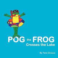 Pog the Frog Crosses the Lake