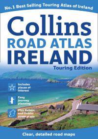 Collins Road Atlas Ireland