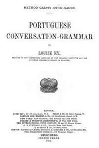 Portuguese Conversation-Grammer