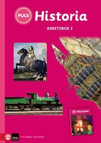 PULS Historia 4-6 Tredje upplagan Arbetsbok 3