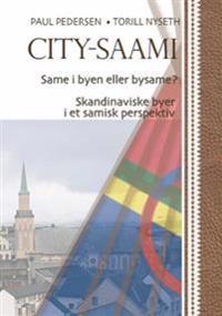 City-Saami - Paul Pedersen, Torill Nyseth   Inprintwriters.org