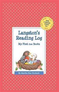 Langston's Reading Log