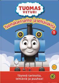Tuomas Veturi - Suuri tarinoiden kirja