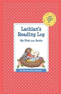 Lachlan's Reading Log