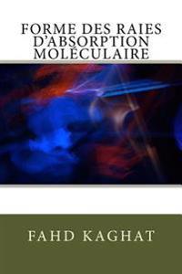 Forme Des Raies D'Absorption Moleculaire