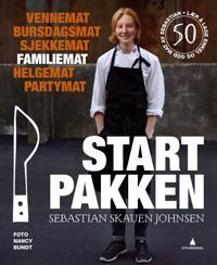 Startpakken; lær å lage enkel og god mat av Sebastian