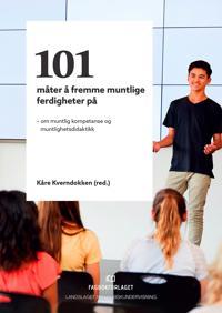 101 måter å fremme muntlige ferdigheter på
