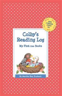 Colby's Reading Log