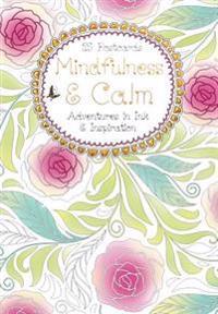 Mindfulness & Calm Postcard Book