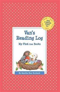 Van's Reading Log