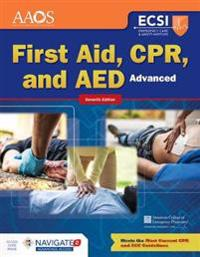 First Aid, CPR, and AED Advanced