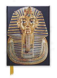 The Mask of Tutankhamun (Foiled Journal)
