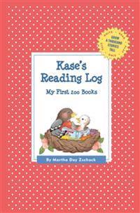 Kase's Reading Log