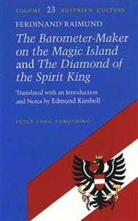 The Barometer-Maker on the Magic Island and the Diamond of the Spirit Ki   Ng