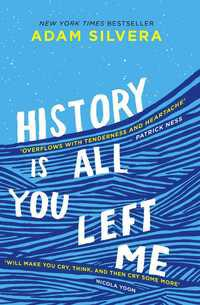 History is all you left me - a zoella book club 2017 novel