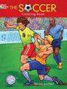 The Soccer Coloring Book