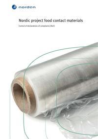 Nordic project food contact materials