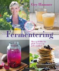 Fermentering; mat og drikke for glade tarmer og gode smaker!