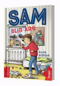 Sam blir ARG! (Bok+CD)