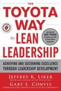 The Toyota Way to Lean Leadership