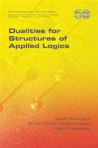 Dualities for Structures of Applied Logics