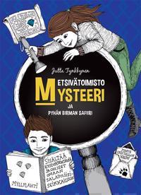 Etsivätoimisto Mysteeri ja Pyhän Birman safiiri