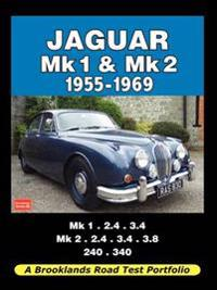 Jaguar Mk1 & Mk2 1955-1969 - Road Test Portfolio