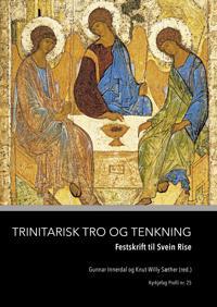 Trinitarisk tro og tenkning -  pdf epub