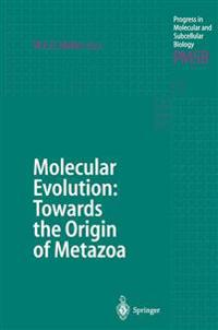 Molecular Evolution: Towards the Origin of Metazoa