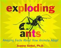 Exploding Ants: Amazing Facts about How Animals Adapt