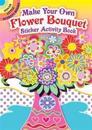 Make Your Own Flower Bouquet Sticker Activity Book