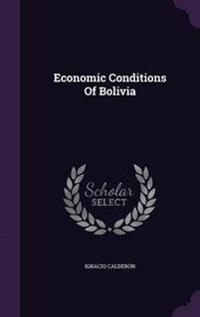Economic Conditions of Bolivia