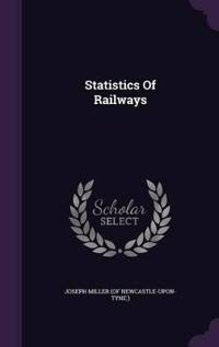 Statistics of Railways