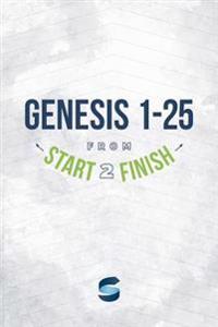 Genesis 1-25 from Start2finish