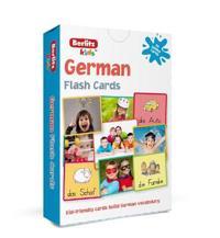 Berlitz Kids German Flash Cards