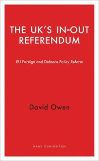 The UK's In-Out Referendum