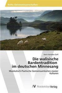 Die Walisische Bardentradition Im Deutschen Minnesang