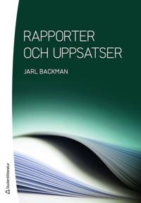 Rapporter och uppsatser