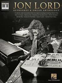 Jon Lord, Keyboards & Organ Anthology