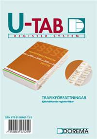 U-TAB, Trafikförfattningar 2016/17