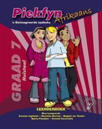 Piekfyn Afrikaans Leerderboek Graad 7 Huistaal